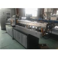 Buy cheap Laboratory Twin Screw Extruder / Dual Screw Extruder Intelligent Digital Filtering product