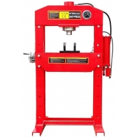 Buy cheap 50tonne Hydraulic Press With Gauge product