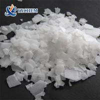China Water treatment chemicals Caustic soda flakes sodium hydroxide strong caustic alkali on sale