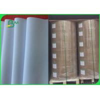 Buy cheap Paper Printing Glossy Coated Paper 53 Gsm - 210gsm Weight Excellent Brightness from wholesalers