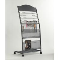 Buy cheap hot sales 5 layer Mobile Magazine Rack product