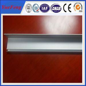 Aluminum extrusion solar panel frame/ Aluminum solar profile frame