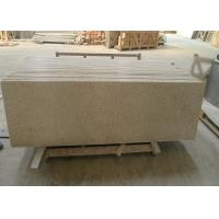 Buy cheap Yellow Granite Stone Tiles 2700kg / M³ Granite Density 20 / 30mm Thick product