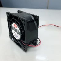 Buy cheap 8038 PWM Controlled Fan with High Quality for Ventilating IP67 product