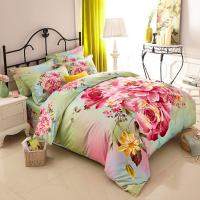 China Most Comfortable Poly Cotton Bedding Sets 60 Cotton 40 Polyester Sheets on sale