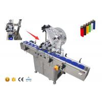 Buy cheap 20 - 120mm Thickness Auto Label Applicator Equipment For Regular Containers product