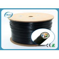 Buy cheap Outdoor Waterproof Category 5e Network Cable With PVC + PE Double Jacket product