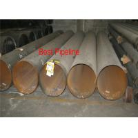 Buy cheap API 5L X80 N80 Gas Line Pipe With Double Random Lengths High-Pressure from wholesalers