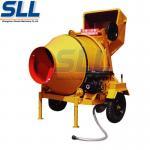Buy cheap 250L Diesel Powered Concrete Mixer Machine High Production Efficiency product