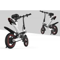 Buy cheap Mini Ladies Electric Bike Stable Stucture , 36V Lithium Electric Powered Bicycles product