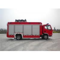 Buy cheap 8 Ton 2 KW Light Fire Truck product