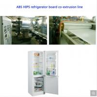 Buy cheap Co - Extrusion ABS HIPS PMMA Sheet Board Making Machine For Sanitary Products product
