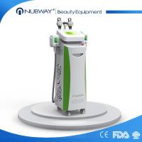 Buy cheap Hot vertical big power 1800W freezing fat body slimming multifunctional rf cavitation cryolipolisis equipment from wholesalers