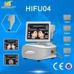 Buy cheap New High Intensity Focused ultrasound HIFU, HIFU Machine product