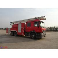 Buy cheap High Strength Water Tower Fire Truck product