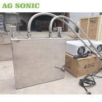 China High Frequency Generators Stainless Steel Ultrasonic Cleaner Transducer Systems on sale