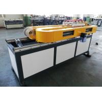 Buy cheap PE / PP / PVC Single Wall Corrugated Pipe Production Line High Efficiency product