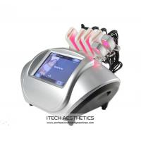 Buy cheap 650nm Diode Lipo Laser Weight Loss Treatment Machine No Surgery Non Invasive product
