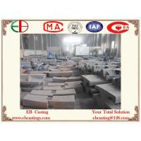 Buy cheap Φ12.2x4.9m SAG Mill Shell Liners Pearlitic Cr-Mo Steel HB310-HB420 EB7005 product