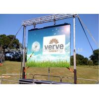 Buy cheap P10 Meanwell Energy Flexible Led Display Panels Video Wall IP65 from wholesalers