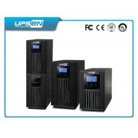 Buy cheap Double Conversion DSP High Frequency Online UPS with LCD Display product