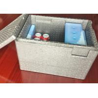 "Quality Expanded Polypropylene Cold Chain Packaging Solutions 17""X11""X10"" for sale"