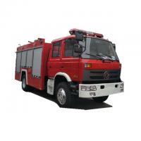 Buy cheap Dongfeng Double row cab 1000 gallon water fire truck for sale product