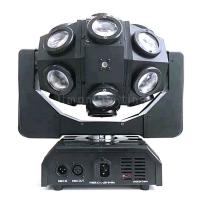 Buy cheap China Hot Sale Product 18PCS LED Beam Red Green Laser phantoms Moving Head Lights product