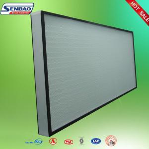Buy cheap Воздушные фильтры Хепа высокой эффективности, очиститель воздуха фильтра Хепа кондиционера from wholesalers