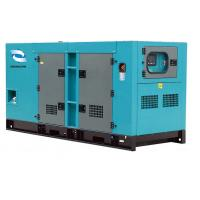 China Canopy Type 30kw Silent Diesel Generator Cummins Engine Soundproof on sale