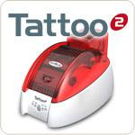 Buy cheap Evolis Tattoo 2 PVC Card Printer for Plastic Cards Printing product