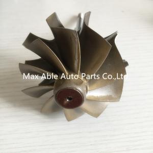 Buy cheap Вал /turbo колеса /turbo шафт&вхэел турбины Т04Э 65.8/74.17мм для турбонагнетателя product