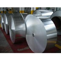 Buy cheap Mill Finish Steel Aluminium Foil Roll Cold Drawn Alloy / Non - Alloy 0.08-0.3 mm Thickness product