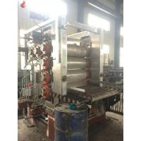 China 1000 kg/H Alloy Chilled Cast Iron Roll Five Roll Casting Calender For Pvc Calendering Process wholesale