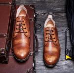 Buy cheap L'OEM que les hommes occasionnels lacent chausse les chaussures plates respirables confortables d'entraînement product