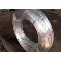 Buy cheap Soft Hot Dipped Galvanized Wire Used In Producing Kinds Of Wire Mesh product
