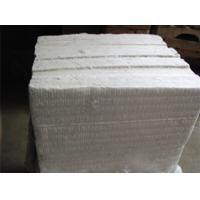 Buy cheap High Heat Insulation Refractory Ceramic Fiber Board White Color For Air Stove product