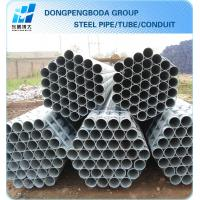 Buy cheap Light ,Medium, Heavy , ERW Hot Dip Galvanized Steel Pipes China supplier made in China product