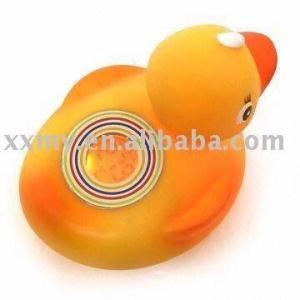 Электронные игрушки (термометр ванны)