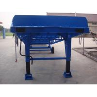 Buy cheap DCQY6-0.5 Mobile Dock Leveler Loading Capacity 6000kg Length 7m CE Approved product