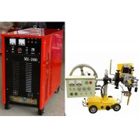 Buy cheap Inverter Automatic Submerged Arc Welding Machine , Steel Products SAW Welding Machine product
