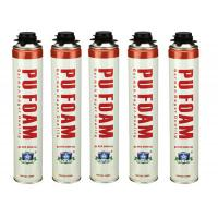 Buy cheap Professional B2 Fire Resistant  PU Foam Spray / Polyurethane Foam 750ml product