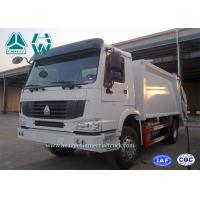 Buy cheap Air Conditioner Garbage Collection Vehicles For Daily Garbage Collecting , Compacting from wholesalers