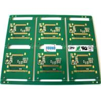 Buy cheap Fr4  HDI PCB Board / Electronic PCB Board Edge Immersion Gold Plating product