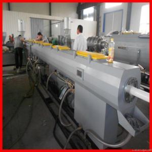 Buy cheap Pe Pipe Machine/pe Pipe Extruder Machine product