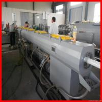 Buy cheap Pe Pipe Machine/pe Pipe Extruder Machine from wholesalers