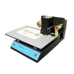 China デジタル熱いホイルの切手自動販売機 wholesale