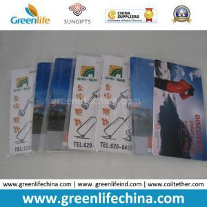 Plastic PVC Luggage Tag Promotional VIP Gift Baggage Tag Card
