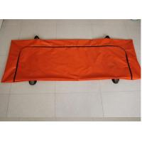 Buy cheap Orange ISO9001 adult men dead body bag Easy to move OF 200*73cm product