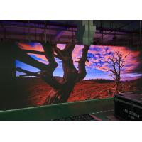Buy cheap Thin Small Pixel Pitch 2.5mm Indoor Rental Led Display Full Color Die Cast Aluminum product